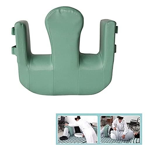 Umdrehbare Stilleinlage, bequeme Anti-Dekubitus-Pflegeunterlage für Erwachsene, U-Typ, Bett, Patienten, ältere Menschen, Transferbrett