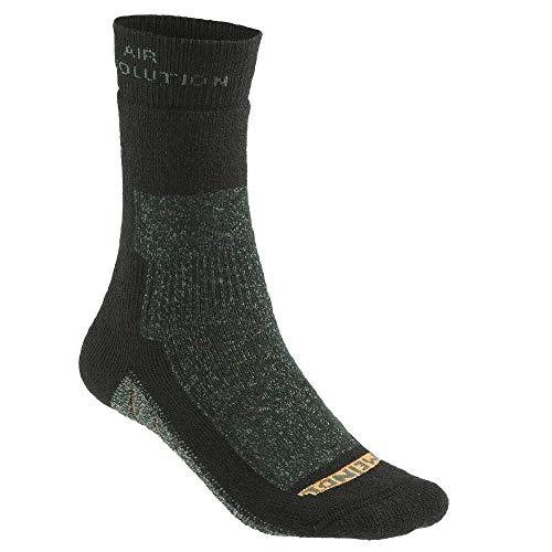 Meindl Air Revolution Pro Socken, schwarz/anthrazit, 36 bis 39