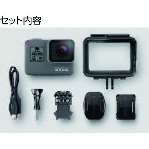Caméra GoPro HERO5 Black Noir Sport 4K Étanche - 10