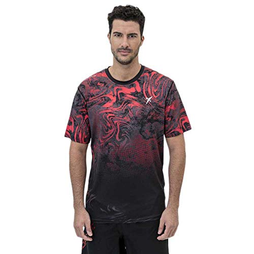 DROP SHOT Camiseta Orion Ropa, Adultos Unisex, Multicolor, Único