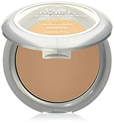 commercial L'Oreal Paris True Match Super Mix Powder, Buff Beige, 033 oz mark powder buff