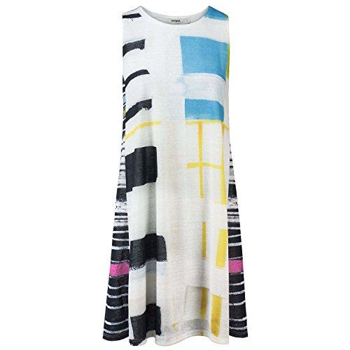Desigual Kleid, Farbe:Mehrfarbig;Größe:S
