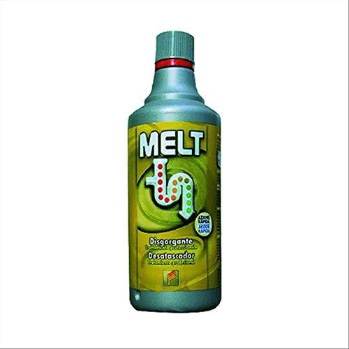 MLT - Desatascador líquido rápido profesional para desatascar tubos 750 ml -...