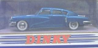 Dinky DY-11B 1948 Tucker Torpedo - Metallic Sky Blue