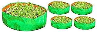 COIR GARDEN HDPE Grow Bag, 18x6 inch, Pack of 5