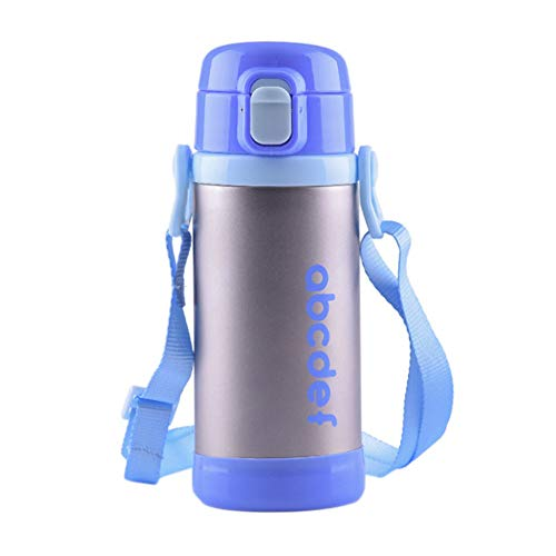 Pure Titanium Outdoor Ultra-Light Portable Sports Shatter-Resistant Cup Children with Straw Mug Baby Cup Insulation Durable