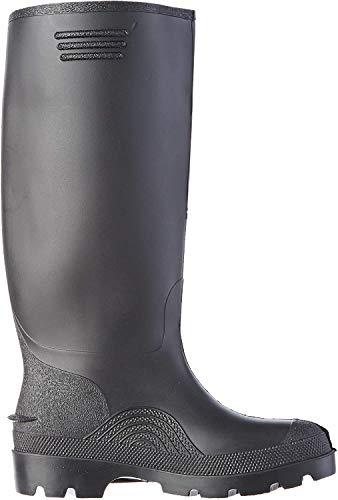 Dunlop Pricemastor, Bottes de Pluie Mixte Adulte, Noir (Black), 40 EU