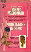 Nightmare In Pink, A Mystery Novel.