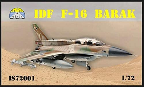 Skale Wings IS72001-1 72 Israeli F-16 Portland Mall Plast Aircraft Max 59% OFF Barak Scale