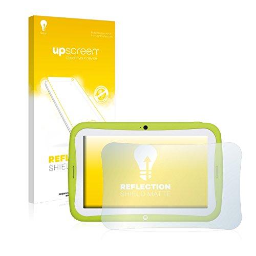 upscreen Entspiegelungs-Schutzfolie kompatibel mit Blaupunkt 4Kids – Anti-Reflex Bildschirmschutz-Folie Matt
