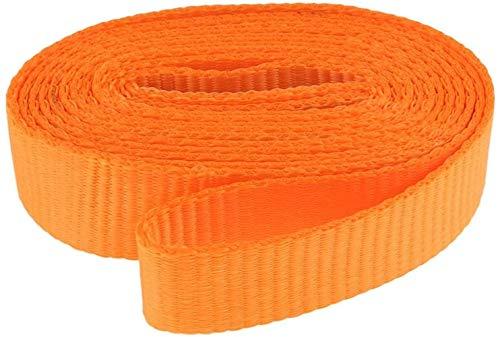 Tuoservo 25 mm Nylon-Schlinge, 23 KN Kletterschlaufe, leicht, Yoga-Schlinge für Bergsteigen, Dachdeckung, Baumbewohner, 300 cm