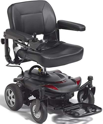 Drive Titan Easy Split Folding Travel Compact Powerchair Electric Wheelchair 4mph