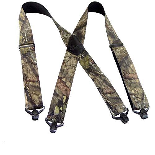 Holdup Brand Mossy Oak Breakup Trademarked Camo Pattern X-Back...