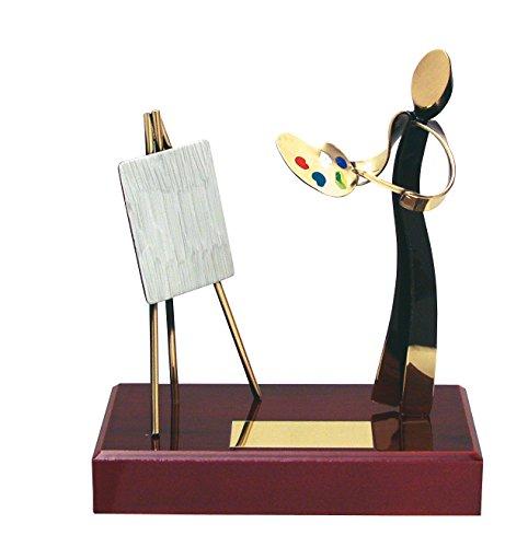 Trofeos para pintura GRABADOS trofeo de dibujo pintor PERSONALIZADO figuras