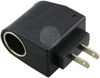 Universal AC to DC Car Cigarette Lighter Socket Adapter (US Plug) [Electronics]