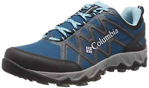 Columbia Damen Peakfreak X2 Wanderschuh, Blau (Lagoon, Blue Coral 457), 40 EU