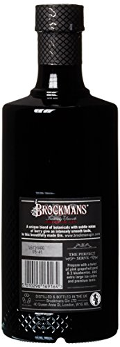 Brockmans Intensly Smooth Premium Gin (1 x 0.7 l) - 3