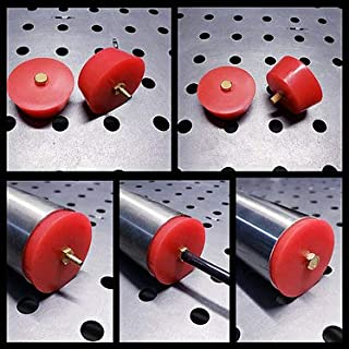 Strictly Modified High Temperature Silicone Welding Back Purging Plugs 3.5