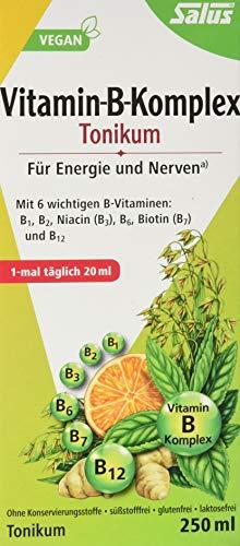 VITAMIN B Komplex Tonikum Salus 250 ml Tonikum