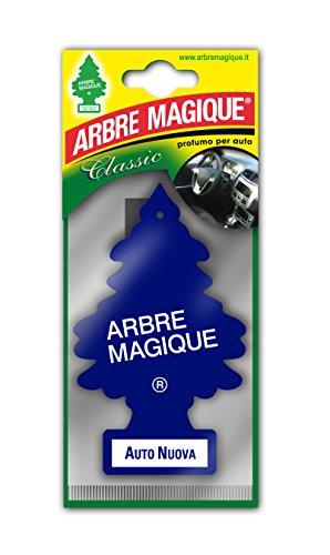 Bottari 102278 Deodorante Auto Arbre Magique New Car, Blu/Bianco