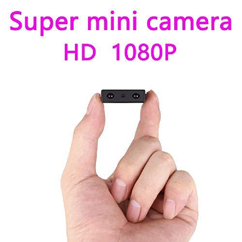 WPSTGB Versteckte Kamera, Minikamera, Die Kleinste 1080P Full-HD-Kameraerkennung DV-Videosprachunterstützung