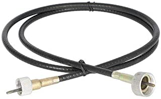 Tachometer Cable Ford 5600 3910 2310 2910 2120 5610 2110 7610 4610 5000 6610 2600 4140 4600 2610 2000 7600 6600 3000 3600 4000 4100 3610 4110 7000 International 340 504 Massey Ferguson 65 Case 430
