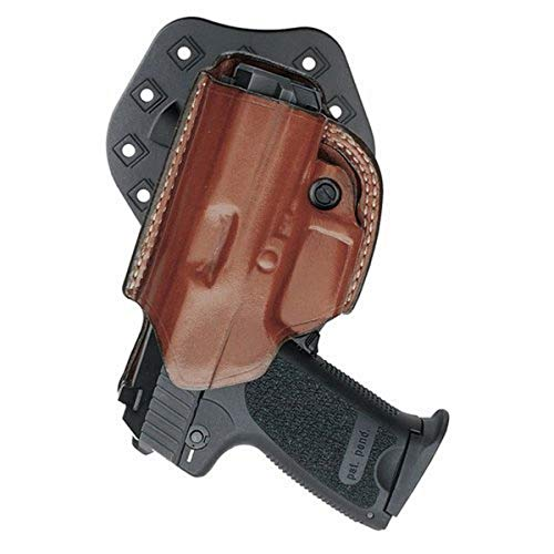 Aker Leather 268A FlatSider XR19 Open Top Paddle Holster for...