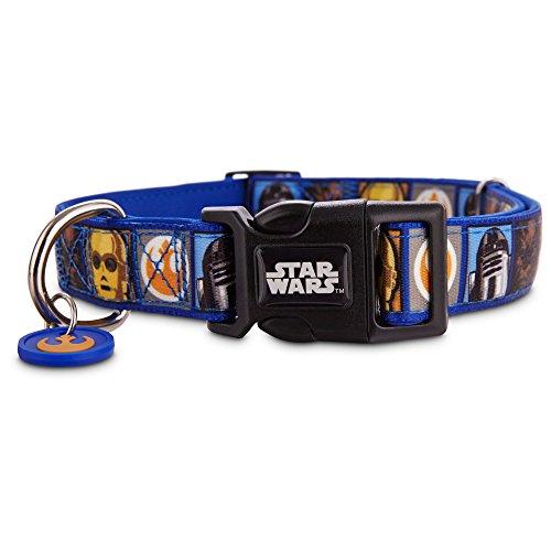 Star Wars PetCo Small Adjustable Dog Collar Pet Leash Training Accessories