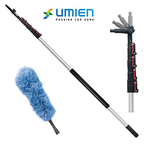 Umein Foot Telescopic Extension Pole