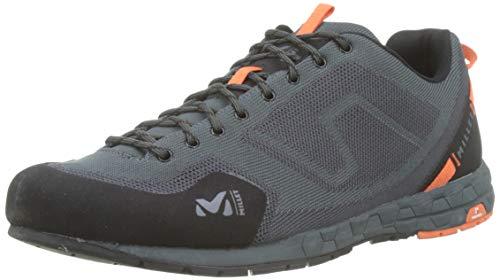 Millet Herren Amuri Knit M Mountainbike Schuhe, Schwarz (Urban Chic 8786), 39 1/3 EU