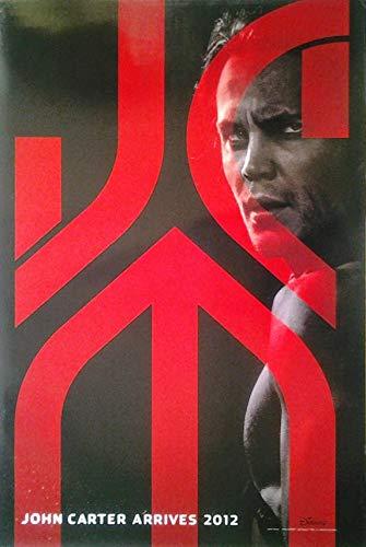John Carter – Zwischen Zwei Welten (2012)   original US Filmplakat, Poster [ca 68x101cm]