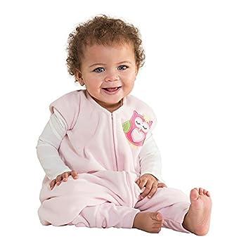 HALO Early Walker Sleepsack Micro Fleece Wearable Blanket Pink X-Large