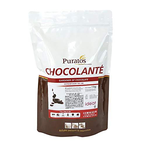 【業務用 製菓用】 スイートキッチン ショコランテガーデナー ミルク チョコレート39% 1kg チャック付袋