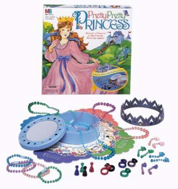 Hasbro Pretty Pretty Princess DressUp Board Game
