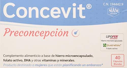 Niam Concevit Preconception 40Cap. 200 ml