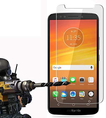 2 Pack - Motorola Moto E5 Play Panzerglas, FoneExpert® Gehärtetem Schutzfolie Glasfolie Hartglas Panzerfolie Bildschirmschutzfolie für Motorola Moto E5 Play/Moto E Play (5th Gen.)