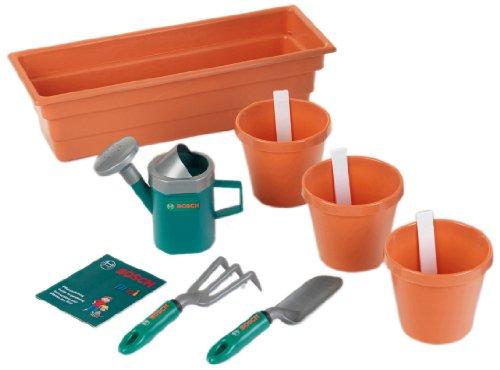 Klein - 2781 - Jeu de plein air - Set de semailles Bosch avec jardinière