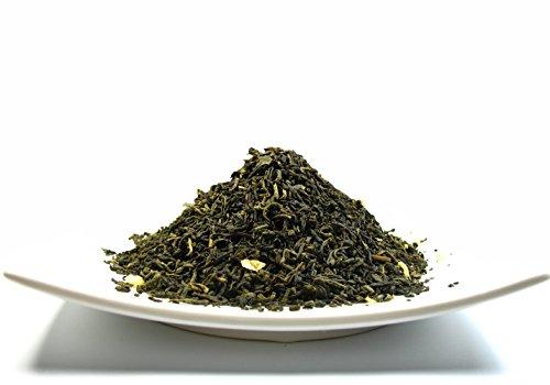 Decaf Jasmine Green Tea, Perfect beverage who wish for Caffeine-Free Tea - 4 Oz Bag