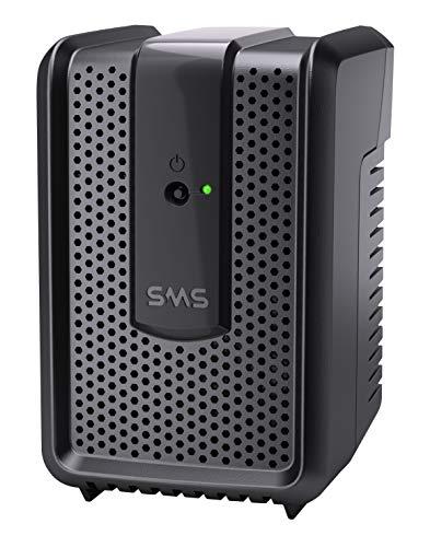 Estabilizador SMS Revol. Speedy 300VA BI-115 15970 Preto