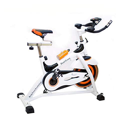 Astan Hogar Bicicleta De Spinning Evolution Dual Cross Ciccly Ah-Ft2040,