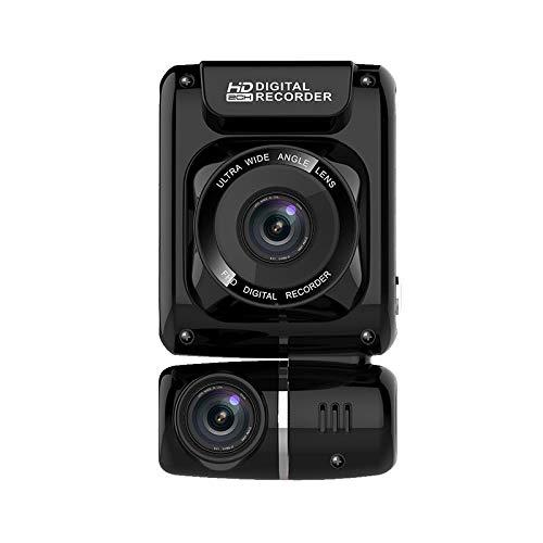 Autokamera, Aufnahmegerät, Panorama-HD-Nachtsichtgerät innen und außen, freie Installation, drahtlos, mit G-Induktion, 170 ° Weitwinkel, B