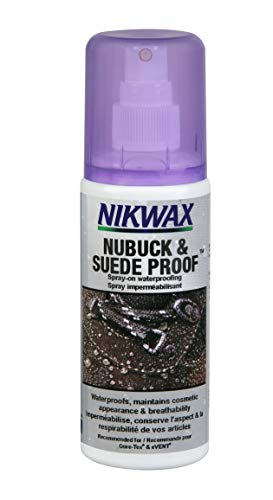 Nikwax Nubuck & Suede Proof Spray-On,4.2 oz. / 125ml
