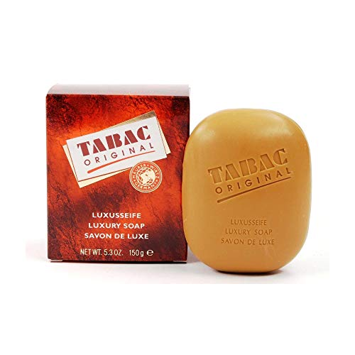 Tabac Original soap Seife homme / man, 150 gr 1er Pack(1 x 150 grams)