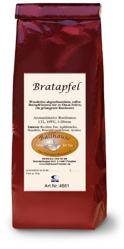Bratapfel , Rooibosteemischung;