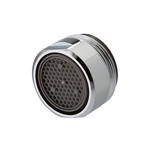 PF WaterWorks PF0566 MasterFIT Sense Listed Water Saving Dual Thread (15/16-27 and 55/64-27) Bathroom Faucet Aerator-1.5 GPM-Bubble Spray, Chrome