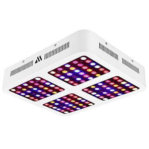 LED Grow Light, MORSEN Full Spectrum Plant Growing Lights (1200W-S)