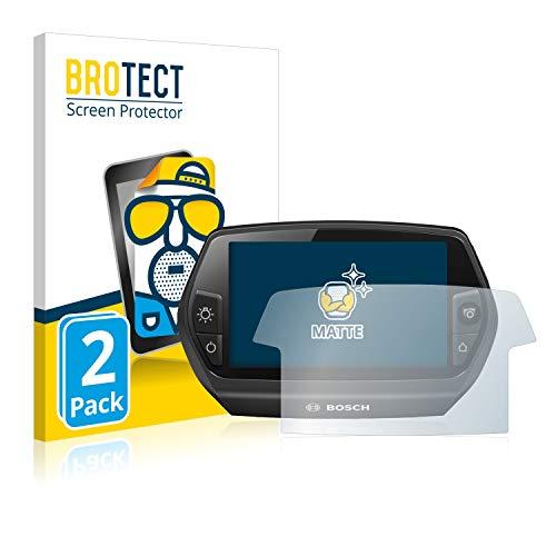 BROTECT 2X Entspiegelungs-Schutzfolie kompatibel mit Bosch Nyon 2014 Displayschutz-Folie Matt, Anti-Reflex, Anti-Fingerprint