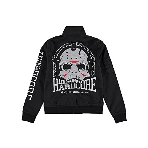 100% Hardcore Harrington Jacke FACEBREAKER Gabber Jacket Jacke (3XL)