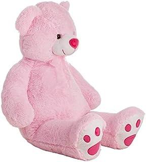 Oso de Peluche Rosa de 100 cm