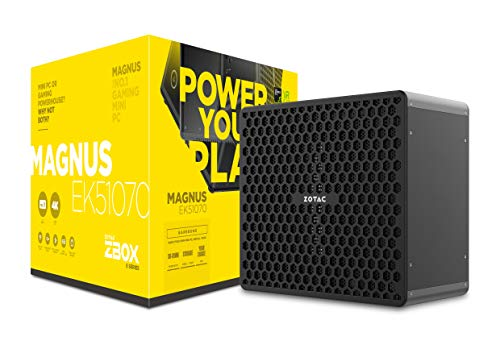 ZOTAC ZBOX MAGNUS EK51070 mini-PC Barebone (Intel Core i5-7300HQ quad-core, GeForce GTX 1070)